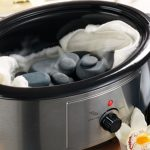 Massage pierres chaudes galets de basalte