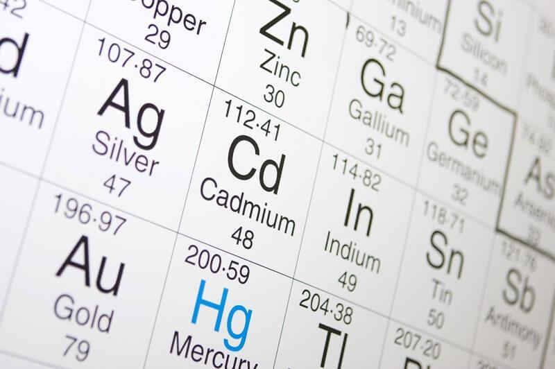 Détoxication des métaux lourds